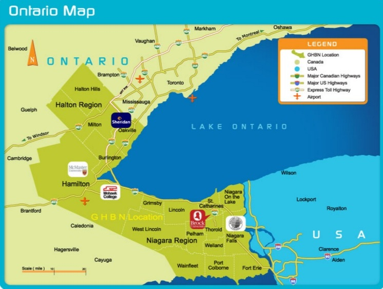 ONT-map
